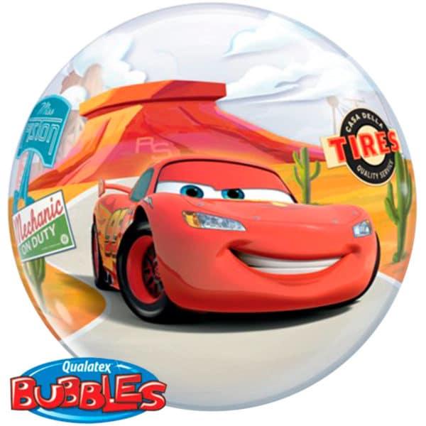 Cars Bubble Ballon 56cm