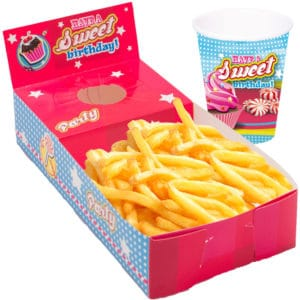 Cake & Candy Foodtray – 4 stuks