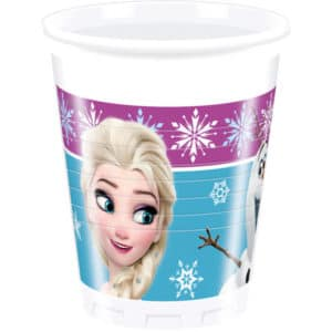 Disney Frozen Bekers Lights – 8 stuks