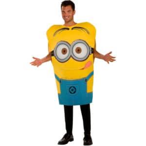 Minions Dave kostuum foam volwassenen