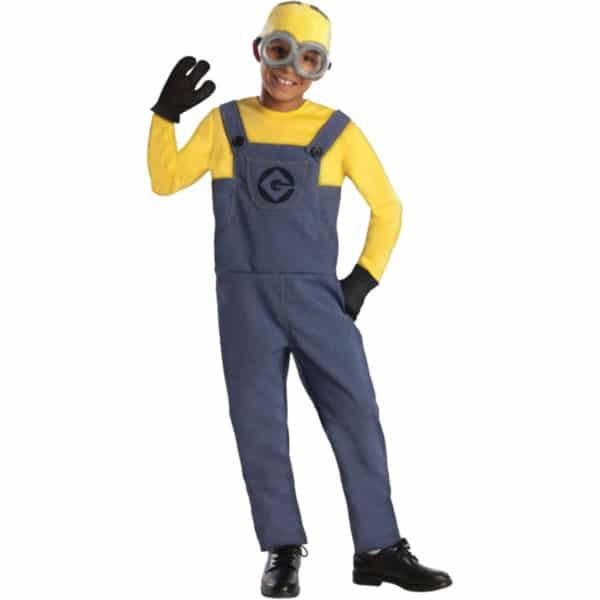 Minions Dave pak 5-delig maat 117