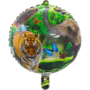 Safari Folie/Helium Ballon 43cm