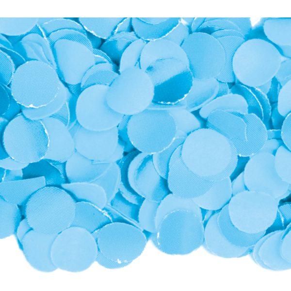 Babyblauwe Confetti 100 gram