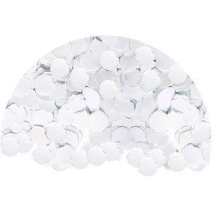 Witte Confetti 1 kilo