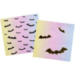 Servetten Halloween Pastel - 16 stuks