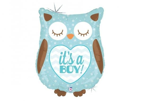 It's a boy Folie Ballon 1